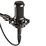 Audio-Technica AT2035 Cardioid Condenser Microphone