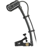 Audio-Technica ATM350U Cardioid Condenser Instrument Microphone w/ Universal Mounting System