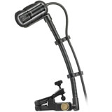 Audio-Technica ATM350UcW Wireless Cardioid Condenser Instrument Microphone w/ Universal Mounting System