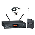 Audio-Technica ATW-2110a/P2 Wireless Set w AT831aW Cardioid Condenser Microphone