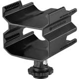 Audio-Technica AT8691 Camera Shoe Dual Mount for System 10 Camera Receiver