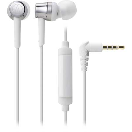 Audio-Technica ATH-CKR30iSSV In-Ear Headphones