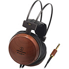 Audio-Technica ATH-W1000X Audiophile Closed-back Dynamic Wooden Headphones