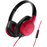 Audio-Technica ATH-AX1iS over-ear headphones