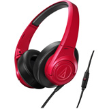 Audio-Technica ATH-AX3iS over-ear headphones