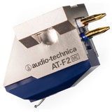Audio-Technica AT-F2 Premium model Moving coil cartridge