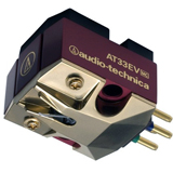 Audio-Technica AT33EV Elliptical 1/2 inch Standard Mount Cartridge - Stereo