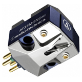 Audio-Technica AT33MONO Elliptical 1/2 inch Standard Mount Cartridge - Mono