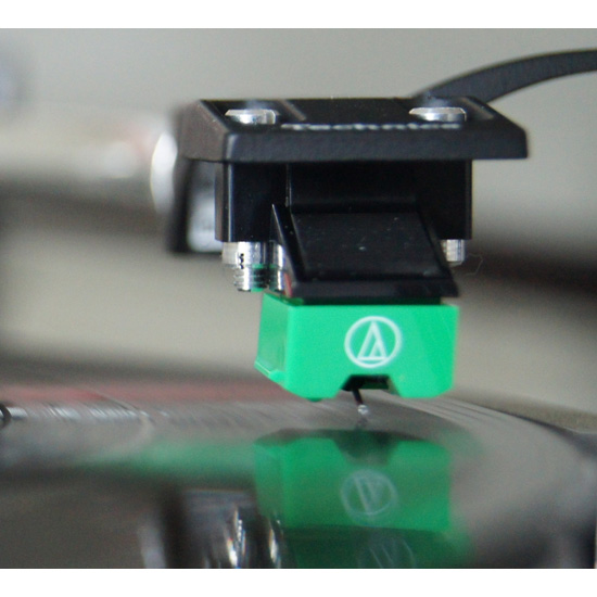 Audio-Technica AT95EBL VM phono Cartridge
