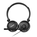 Audio-Technica ATH-750COM USB Dynamic Stereo-headphone/Microphone Headset