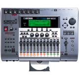 Boss BR-1600 CD Digital Recording Studio