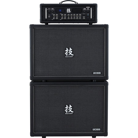 Boss WAZA Amp Cabinet212 Guitar Amplifier Cabinet 2x12