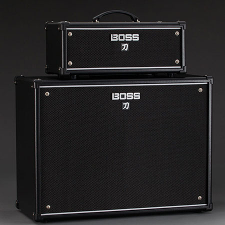 Boss KTN-CAB212 guitar amplifier cabinet