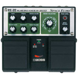 Boss RE-20 Twin Pedal / Space Echo