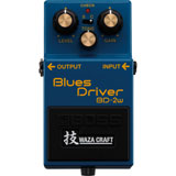 Boss BD-2W Waza Craft Blues Drive