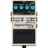 Boss DD-8 Advanced Compact Digital Delay with 11 Delay modes