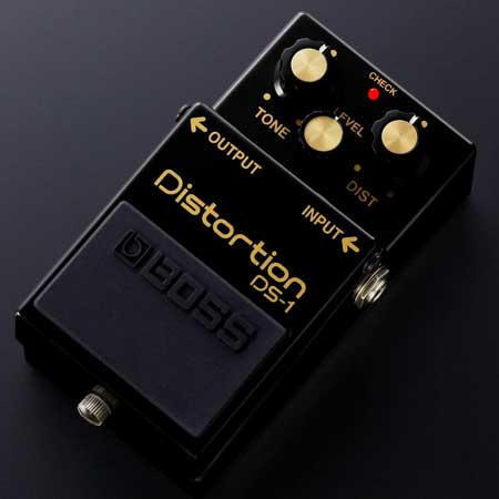 Boss DS-1-4A Distortion pedal Anniversary edition