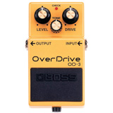 Boss OD-3 Overdrive / Remote function