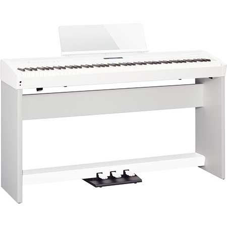 Roland KSC-72 WH Stand for FP-60 WH Digital Piano