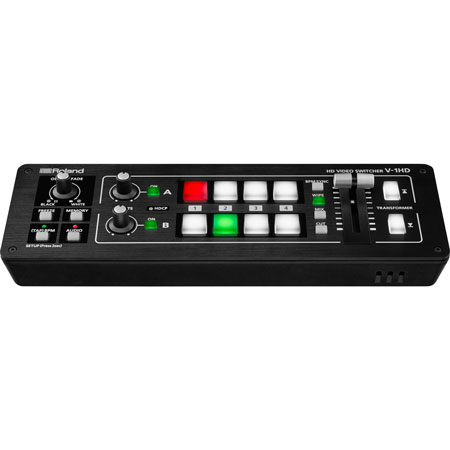 Roland V-1HD Full HD 4channel Video Mixer