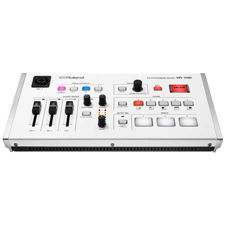 Roland VR-1HD Video / Audio Mixer with streaming