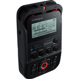 Roland R-07 BK High-Resolution Audo Recorder BLACK