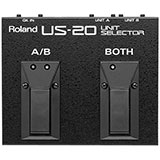 Roland US-20 Guitar Unit Selector (GK Pickups)