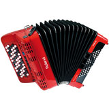 Roland FR-1XB RD Button V-Accordion