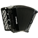 Roland FR-4XB BK Button V-Accordion