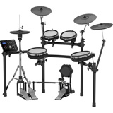 Roland TD-25KV V-Drums set with MDS-9SC stand