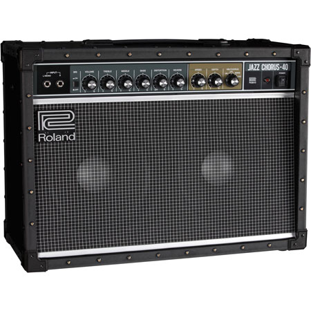 Roland JC-40 Jazz Chorus Amplifier