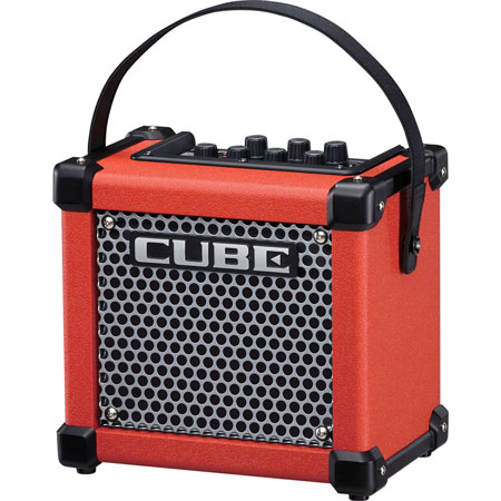 Roland Micro Cube-GX Portable Guitar Amplifier