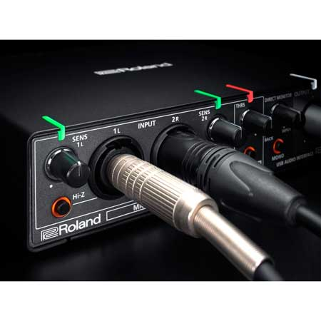 Roland Rubix-22 High Resolution USB audio interface 2in 2 out