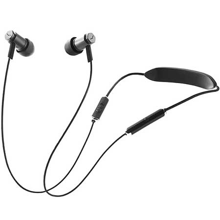 Roland FRZM-W-GUNBLACK V-Moda BT In-ear headphone