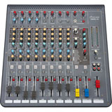 Studiomaster C6XS-12 12 Channel DSP/USB compact mixing console