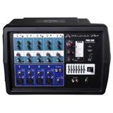 Wharfedale PMX-500 Powered Mixer with FX Processing