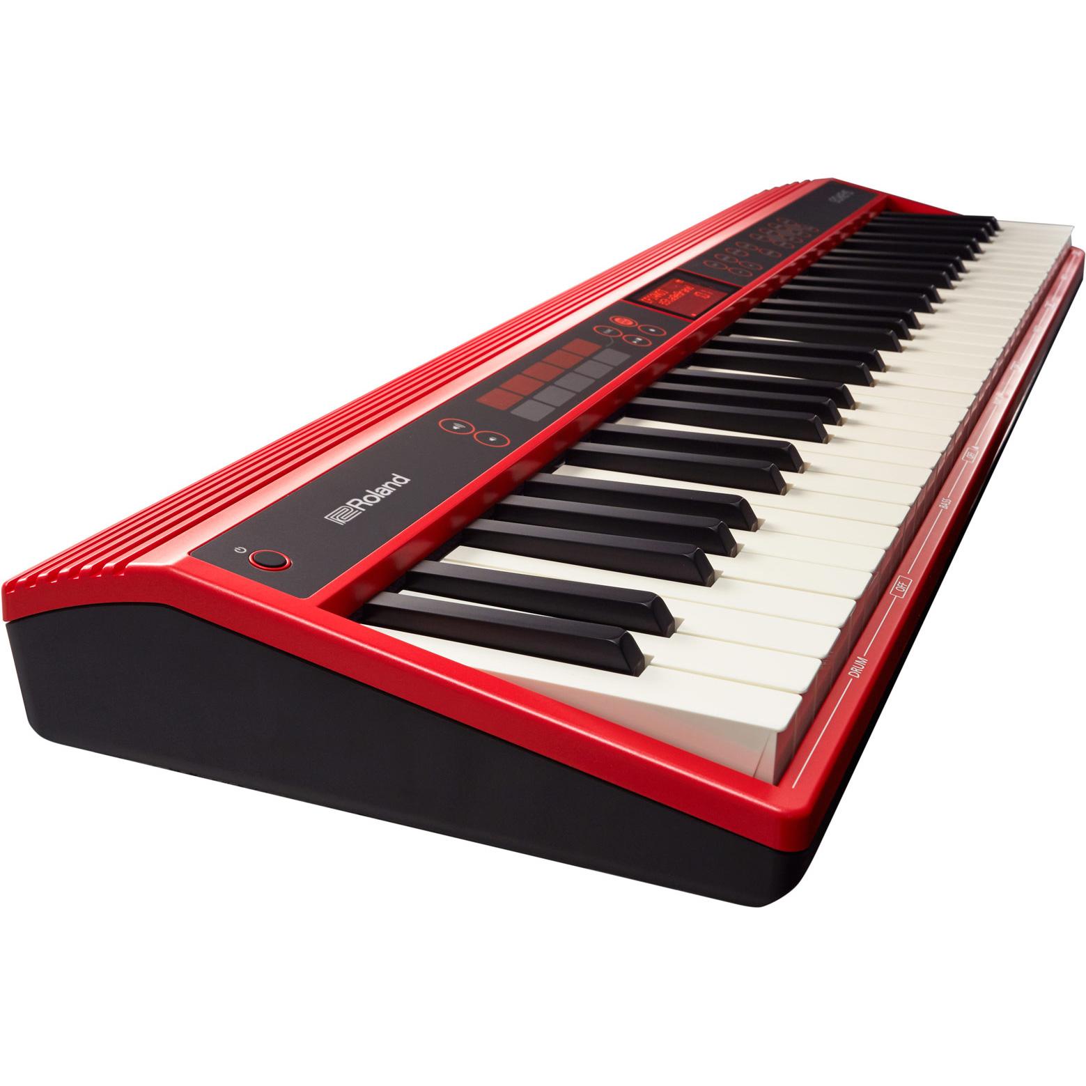 Roland GO:KEYS Music Creation Keyboard (GO-61K), cena:370 00